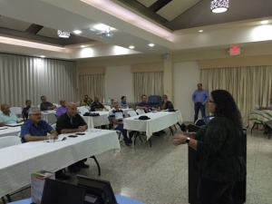 Seminario de Iluminacion Led CIAPR Ponce