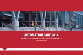 Automation Fair 2014