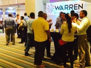 Evento de Alta Tecnología de Iluminación 2015 Dialight-Warren